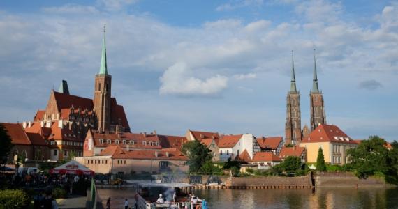 Studienreise nach Breslau