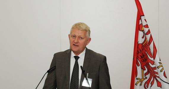 Staatssekretär im Ministerium des Innern und für Kommunales Arne Feuring