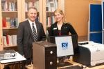 Rainer Grieger und Carolin Herrmann